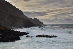 Crashing Waves (PLawston) Tags: la palma canary islands spain fajana waves sea cliffs