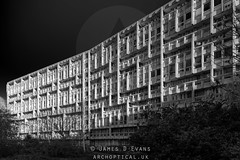 Robin Hood Gardens (Blackwall Reach) (James D Evans - Architectural Photographer) Tags: architectural architecturalphotography architecture blackwallreach building buildings builtenvironment constructed constructions poplar robinhoodgardens structure thebuiltenvironment urban