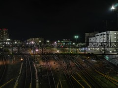 IMG_20191205_215051 (kimagurenote) Tags: 隅田川駅 sumidagawastation rail nightmode yard