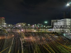 IMG_20191205_215103 (kimagurenote) Tags: 隅田川駅 sumidagawastation rail nightmode yard