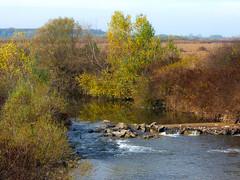 Ialomița River (Dumby) Tags: landscape ilfov românia river water autumn fall nature outdoor