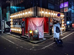 Time for dinner (tokyobogue) Tags: tokyo japan ebisu night streetphotography street pixel4