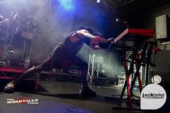 Skold_LeedsStylus_JB  (2) (Moshville Times) Tags: gig concert music gigphotography concertphotography musicphotography moshvilletimes jackbarkerphotography rock metal leeds stylus skold