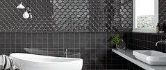 Adex Neri (anastakvaschnina) Tags: adex tiles azulejos interior design luxuryplitka neri bathroom interiordesign bathroomdesign