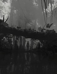 """Way Out"" (HodgeDogs) Tags: people tree fransbouma larajohnson explore games gaming shadowofthetombraider squareenix"