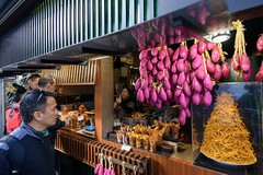 Sweet Potato Fries (Corey Hamilton) Tags: food nikonz7 streetphotography travel kyoto japan