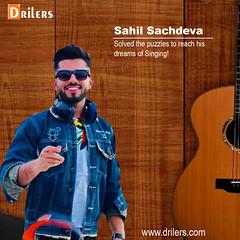 New post  Real Life Inspirational Story of Indian Singer Sahil Sachdeva! (sanjayintern) Tags: singer music indiantalent knowmebetter