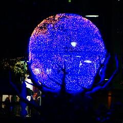 Κεντρικη πλατεια Αιγιου DSC09735 (omirou56) Tags: 11 sfera circle electriclight night blue σφαίρα κυκλοσ μπάλα νυχτα μπλε φωτα sonydschx60v smileonsaturday lightanddark crazytuesday festivelights pspthèmenoëlchristmas