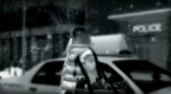 Xmas Fiction--------------( by: GlitterPrincess Destiny ~ Storie's (GlitterPrincess Destiny (in SL) Black Label Exhibi) Tags: newyork christmas taxi police monie money cold girl avatar secondlife jamiencells stories glitterprincess destiny fiction ride bw photography lost runnaway nyc snow night