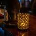 Bar Light (Robby Fulton) Tags: bar light gold indoor taps low dark