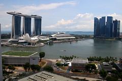 Singapore Marina Bay, October 12th 2018 (Southsea_Matt) Tags: singapore october 2018 autumn canon 80d sigma 1850mm marinabaysands hotel