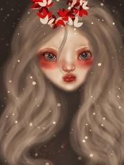 the coldfin-3 (Bulletproof Marshmallow) Tags: digital art winter cute