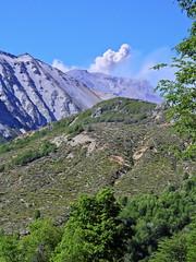 Volcán Chillán (Mono Andes) Tags: andes chile chilecentral regióndeñuble reservanacionalñuble volcánchillán erupción cráter trekking backpacking cordilleradelosandes