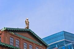 Boston architecture (abenvie1) Tags: d500 nikon boston skyline buildings city