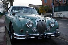 Daimler 2.5 V8 (monsieur Burns) Tags: daimler sonyphotographing