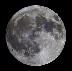 20191211 Cold Moon (Roger Hutchinson) Tags: canoneos6d canonphotography canon celestronedgehd11 celestron london astronomy astrophotography fullmoon coldmoon moon