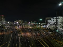 IMG_20191205_215124 (kimagurenote) Tags: 隅田川駅 sumidagawastation rail nightmode yard