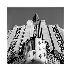 roxie • los angeles, california • 2018 (lem's) Tags: roxie theatre bordway architecture neons los angeles california rolleiflex t