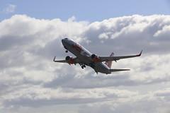 Photo of Jet2Malta Bird Strike - G-JZHY