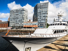 My Other Boat's In Monaco (stephenbryan825) Tags: albertdock britain england europe greatbritain liverpool merseyside northwest royalalbertdock uk unitedkingdom abstracts architecture boats buildings construction details dwelling edifice graphic manmade minimalist property structure vessels