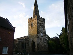 Nottinghamshire Woolaton Church (Boblovel) Tags: my tours of britain