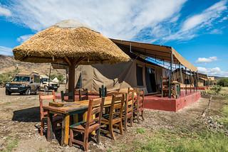 Restaurant   Africa Safari Lake Natron