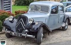 Traction Citroën (https://pays-basque-et-bearn.pagexl.com/) Tags: voiture ancienne citroën traction lucenbéarn colinebuch hautbéarn nouvelleaquitaine sudouest pyrénéesatlantiques