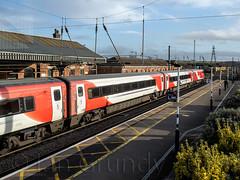 Grantham Station 6470 (stagedoor) Tags: grantham lincolnshire railwaystation train platform lner intercity225 southkesteven eastmidlands midlands england uk omdem1mkii olympus copyright