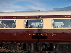 Grantham Station 6436 (stagedoor) Tags: grantham lincolnshire railwaystation train platform lner westcoastrailway northernbelle heritage southkesteven eastmidlands midlands england uk omdem1mkii olympus copyright