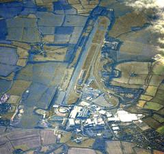 Aston Martin factory and test track (M McBey) Tags: astonmartin car testtrack raf gaydon airfield warwickshire supercar