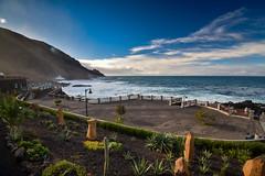 La Fajana (PLawston) Tags: la palma canary islands spain fajana garden beach waves