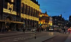 De Donkere Dagen (5) (Peter ( phonepics only) Eijkman) Tags: amsterdam city combino gvb tram transport trams tramtracks trolley xmas kerst kerstmis rail rails streetcars strassenbahn nederland netherlands nederlandse noordholland holland