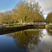 Hirst Woods Swing Bridge ,on the Leeds Liverpool canal. (Thackley Lad) Tags: