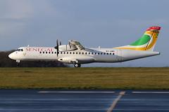 ATR 72-600 (72-212A) Air Senegal 6V-AMS (Niko Hpx) Tags: atr7260072212a atr 72600 airsenegal hc szn sensa 6vams fwwet msn1447 cn1447 y70 pwcpw127m pwc prattwhitneycanada pw127m turboprops turbopropulseurs turboprop turbopropengines takeoff décollage lfrd dnr dinardpleurtuit dinard