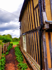 Smallhythe Place, Kent, UK (photphobia) Tags: smallhytheplace tenterden ellenterry victorianactress kent nationaltrust englishheritage gradeii listedbuilding theweald uk england europe oldwivestale holiday outside outdoor buildings garden flowers