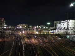 IMG_20191205_215127 (kimagurenote) Tags: 隅田川駅 sumidagawastation rail nightmode yard