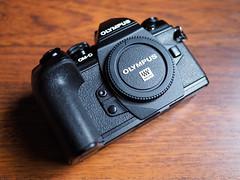 PC110047 (ernsttromp) Tags: olympus omd em1 markii mkii mk2 panasonic lumix 20mmf17 40mm f17 gear closeup digital camera microfourthirds mirrorless m43 mft 4x3 2019 product wood em10 mark2