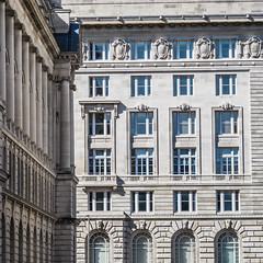 Cunard Building (stephenbryan825) Tags: 3graces britain england europe greatbritain liverpool merseydocksharbouroffices merseyside northwest uk unitedkingdom abstracts architecture buildings construction dome dwelling edifice graphic manmade property structure threegraces