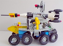 Lego 6950 X-15 Satellite launcher (Zoltar72) Tags: lego classic space