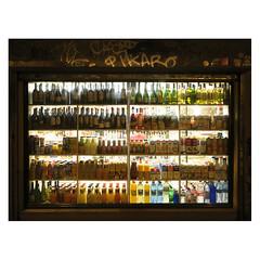 Shop window, Malasaña, Madrid (Daniel Philipona) Tags: shopwindow malasaña madrid night