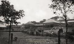 Cleadon Park Open Air School (SouthShieldsPostcards) Tags: postcard south shields cleadon park open air school lonnen buildings old vintage photograph