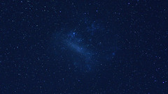 Large Magellanic Cloud (Mr Grr) Tags: largemagellaniccloud lmc astrophotography astro tree sky