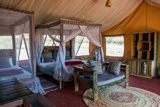 Safari Comfort Accommodation | Africa Safari Lake Natron