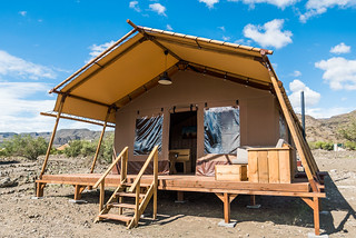Safari Luxury Glamping Tent | Africa Safari Lake Natron