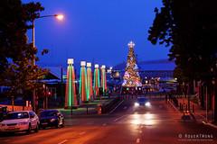 20191209-03-Hobart Christmas Tree (Roger T Wong) Tags: 2019 australia christmastree hobart mawsonplace rogertwong sel70300g sony70300 sonya7iii sonyalpha7iii sonyfe70300mmf4556goss sonyilce7m3 tasmania city night