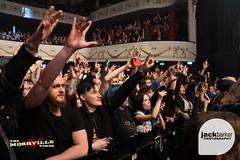 Crowd_O2ShepherdsBushEmpire_JB (Moshville Times) Tags: gig music concert gigphotography musicphotography concertphotography moshvilletimes jackbarkerphotography london shepherdsbushempire rock devourtheday