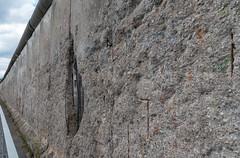 Berlin Wall (DebbieFirkins) Tags: berlin wall gate ww2 war world soldier fighting separation control german captive stone stonework