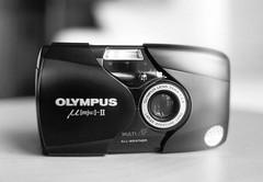 Analog by analog (Mattia Camellini) Tags: analog pellicola 35mm biancoenero blackandwithe monochrome sovietlens mattiacamellini kaleinar28100mm olympusmjiuii cameraporn closeup fomapan100 ilfosol3 nikonem