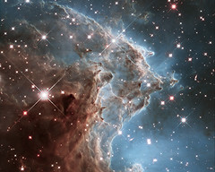 New Hubble image of NGC 2174 (PrincessBrittany22) Tags: ngc2174