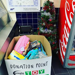 It's not too late to support The @eagle_radio Christmas toy appeal. .......pop in today and help us make a difference